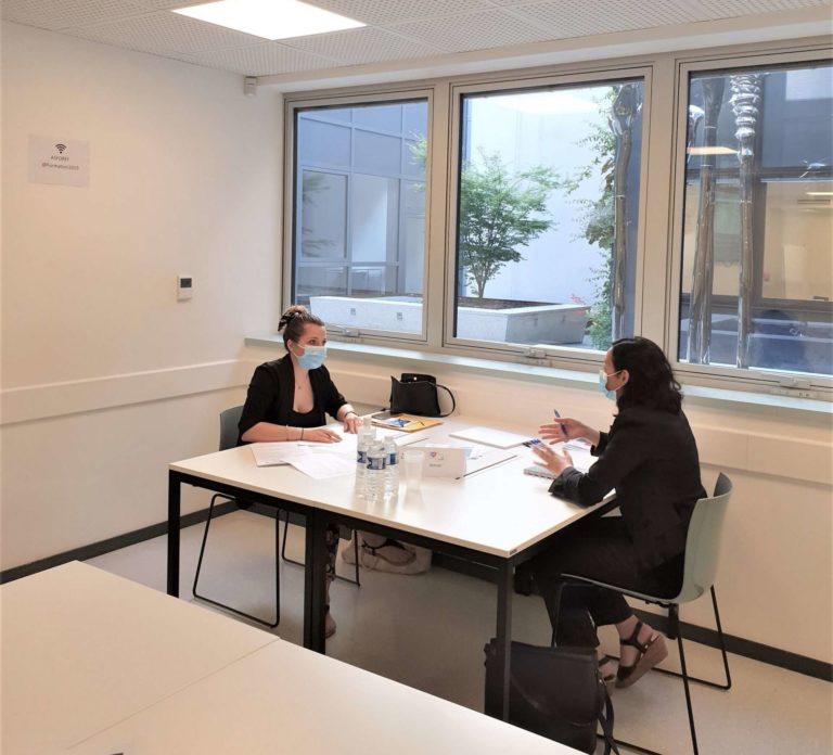 Retour sur l'événement Job Dating du 15 juin 2021 chez Sup'Expertise Paris