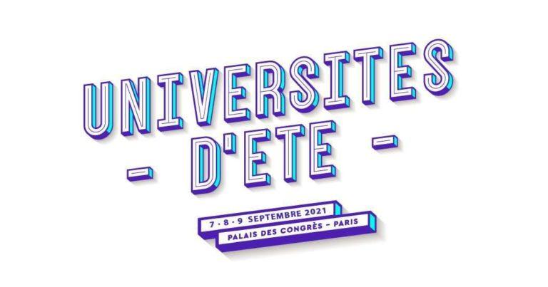 logo universités d'été